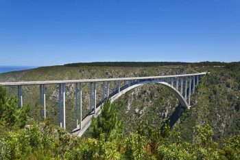 Garden Route Einweg Tour, Gardenroute, Touren, Bloukrans Brücke, Plettenberg Bay