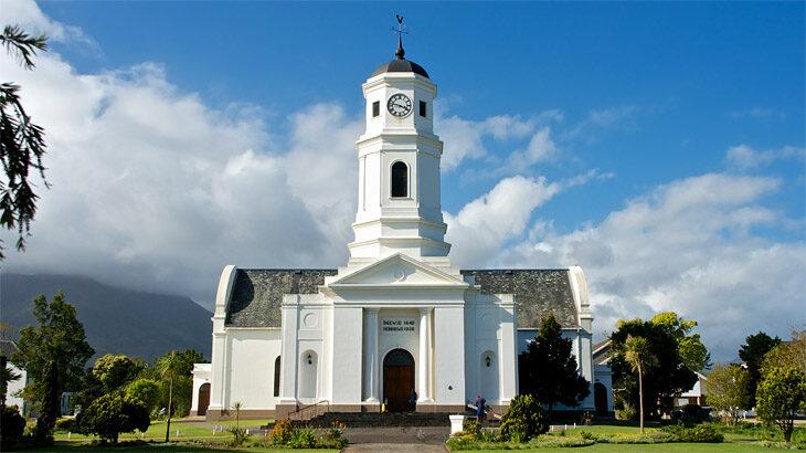 Garden Route, Tour, George, Kirche