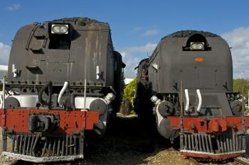 George, Eisenbahn Museum, Railway Museum, Garden Route