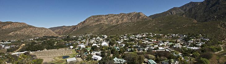 Montagu, Kleine Karoo