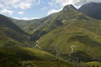 Garden Route, Montagu Pass, George, Touren