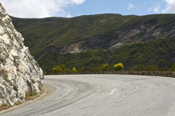 Outeniqua Pass, George, Garden Route, Touren