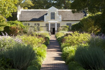 Somerset West, Garden Route Tour, Vergelegen, Weingut